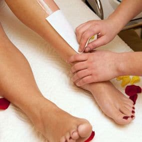 Body Waxing Hair Removal in Southampton