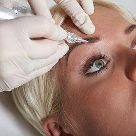 semi permanent eyebrows Southampton