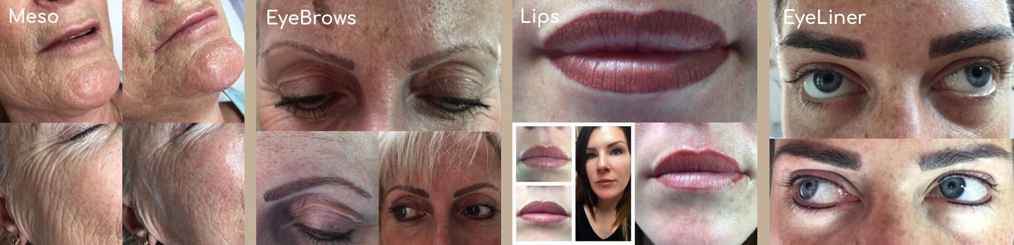 semi permanent makeup Southampton LA Beauty