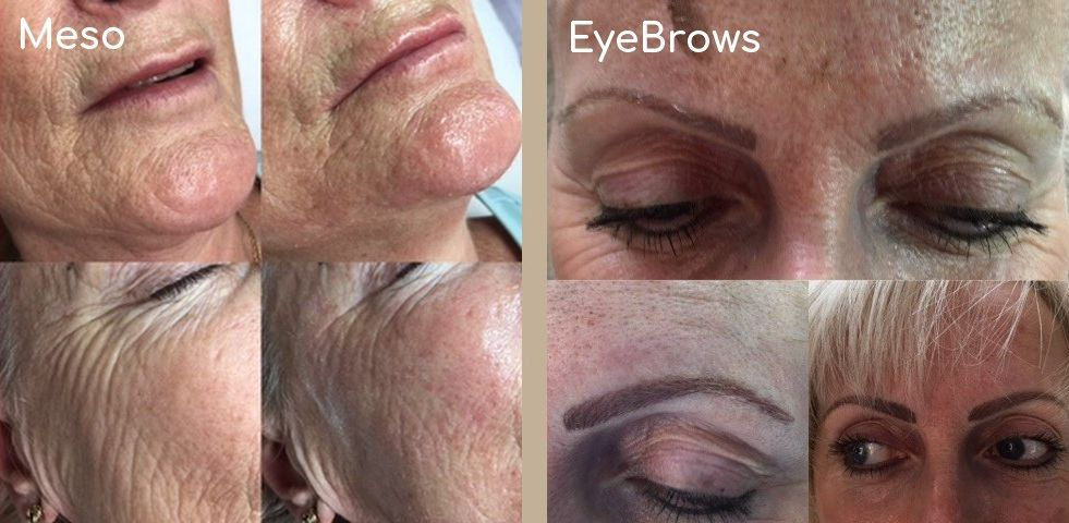 Semi Permanent Makeup Southampton by LA Beauty