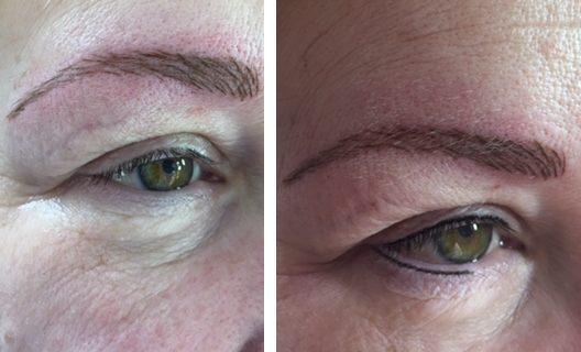 semi permanent makeup eyeliner by LA Beauty near Southampton